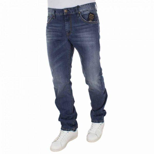 SHAFT M863 Ανδρικό Παντελόνι Μπλε 3