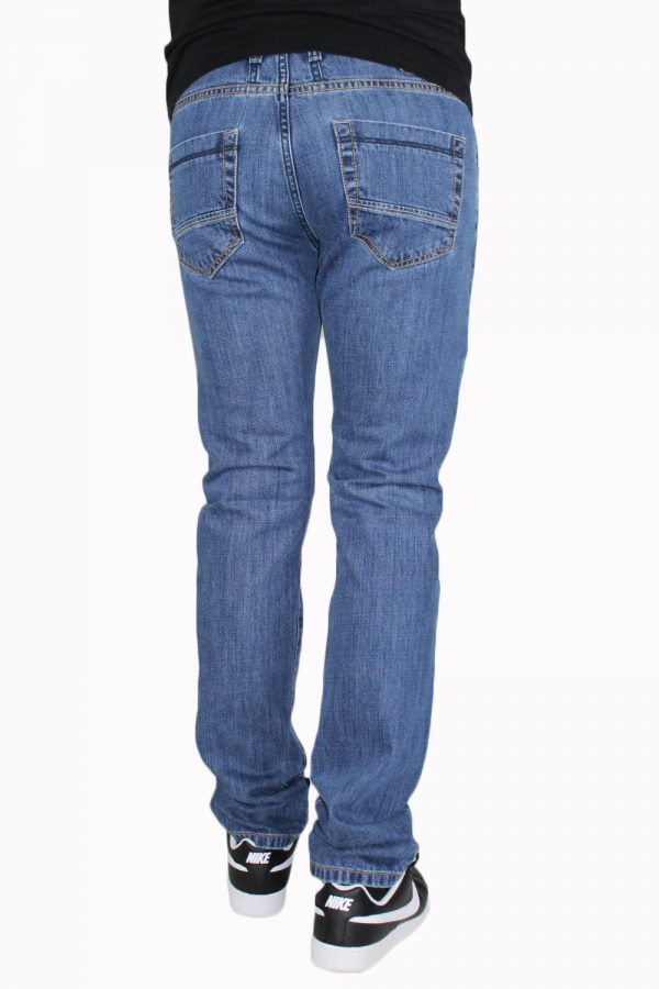 SHAFT SM723 Ανδρικό Παντελόνι Μπλε 5