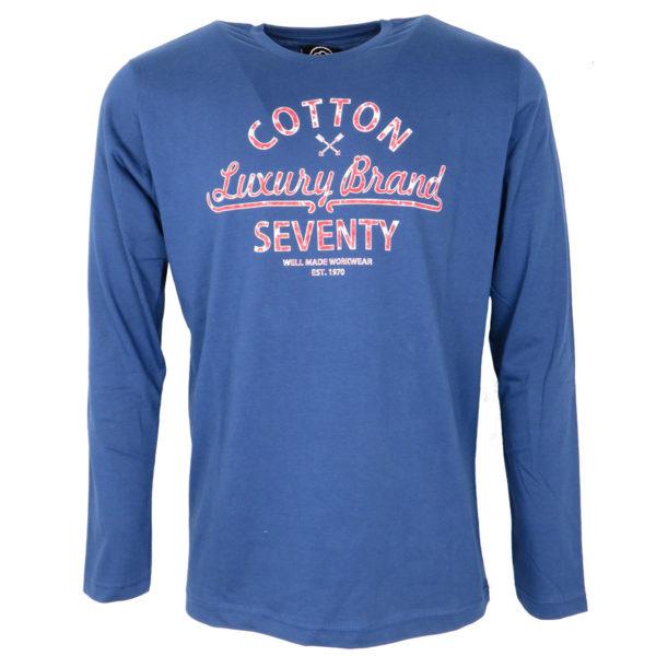 Cotton 4 all 19-603 Ανδρικό Μπλουζάκι Ραφ 3