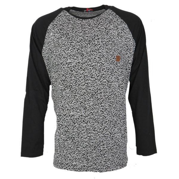 Vortex 03-124 Ανδρικό Μπλουζάκι Μαύρο 3