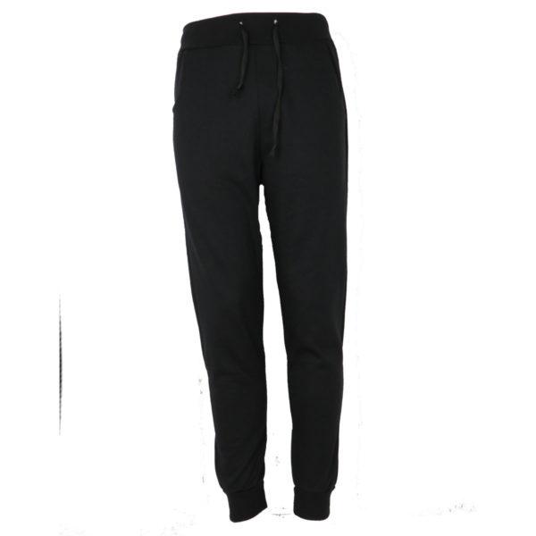 Vortex 03-392 Ανδρικό Παντελόνι Μαύρο 3