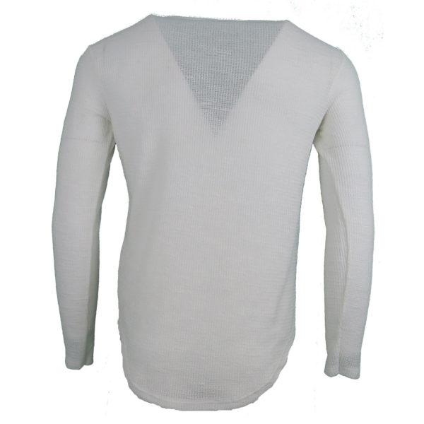 Privato Y 2014 Ανδρική Μπλούζα Λευκό 4