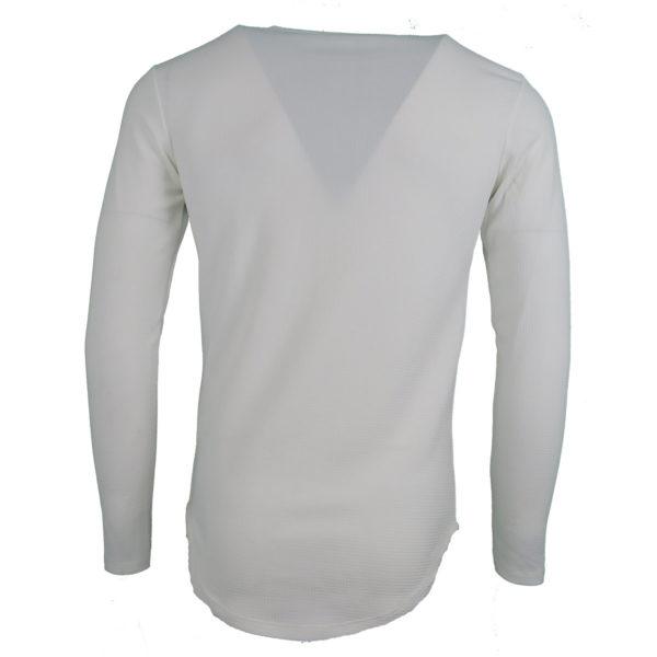 Privato Y 2006 Ανδρική Μπλούζα Λευκή 4
