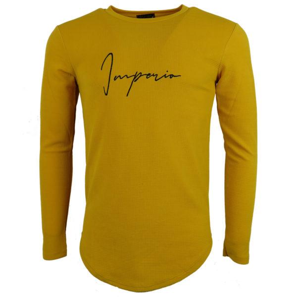 Privato Y 2006 Ανδρικό Μπλουζάκι Κίτρινο 3