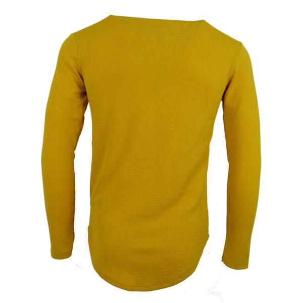Privato Y 2006 Ανδρικό Μπλουζάκι Κίτρινο 4
