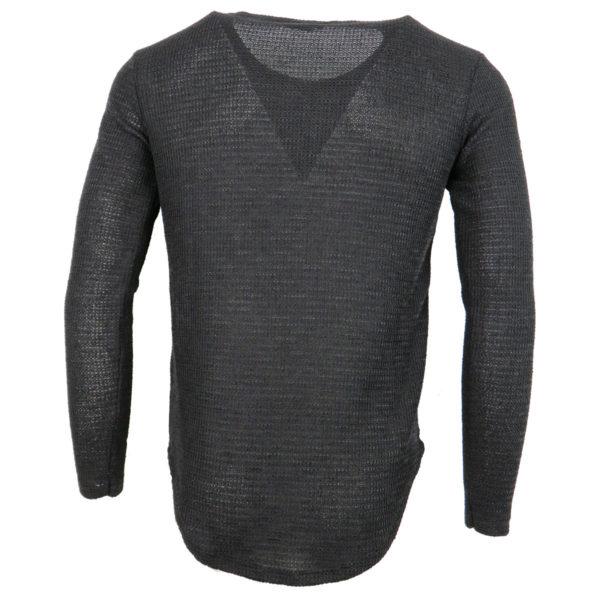 Privato Y 2014 Ανδρική Μπλούζα Μαύρη 4