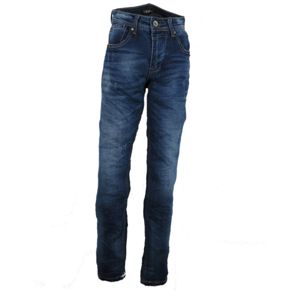 PRIVATO X126 Ανδρικό Παντελόνι Μπλε 3