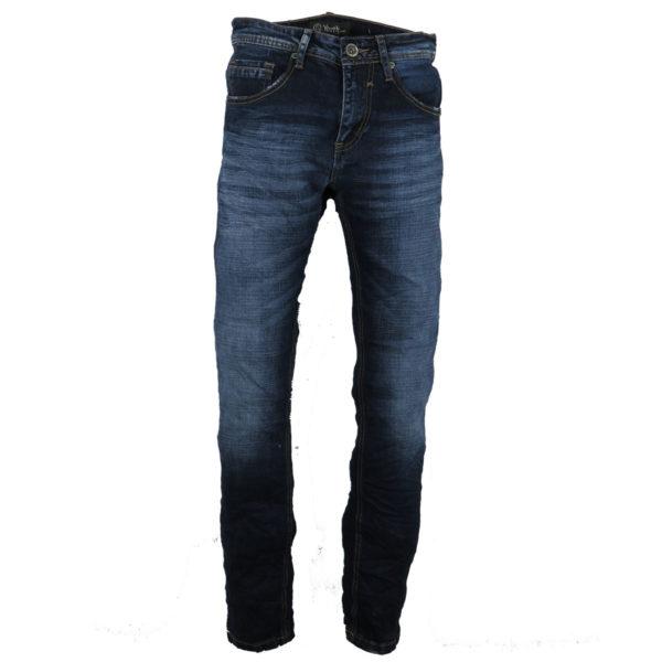 PRIVATO X506 Ανδρικό Παντελόνι Μπλε 3