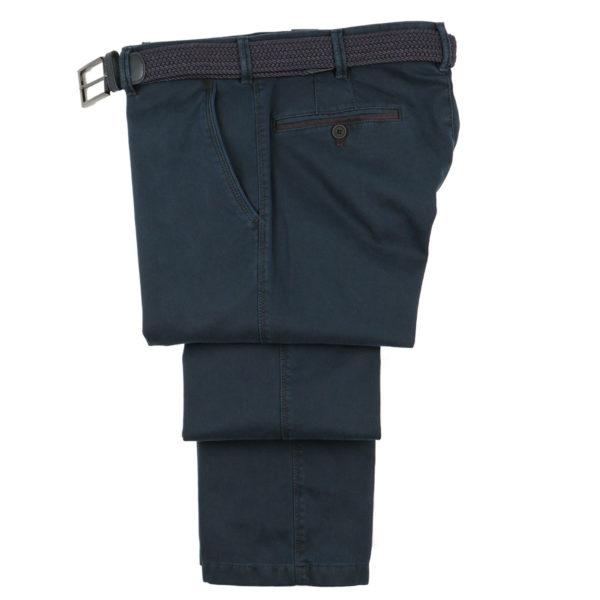 SUNWILL 13161-6457-400B Ανδρικό Παντελόνι Μπλε 3