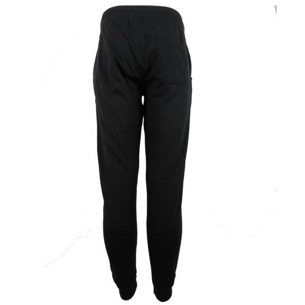 BRONX FASHION 60071 Ανδρικό Παντελόνι Φούτερ Μαύρο 4