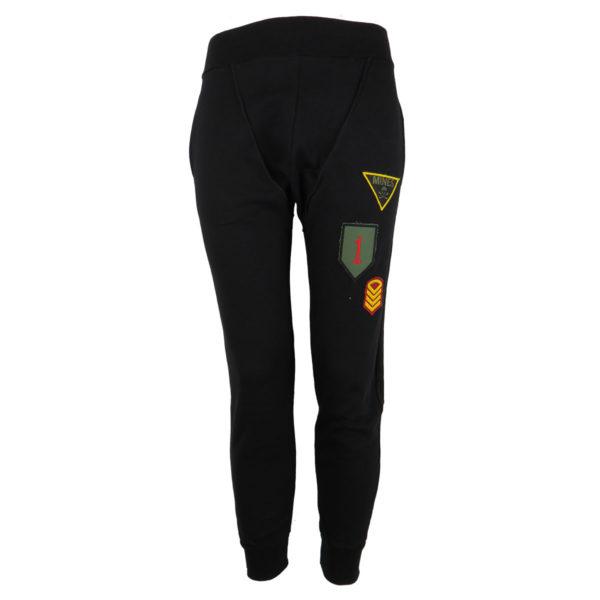 RECKLESS 1717 Ανδρικό Παντελόνι Μαύρο 3