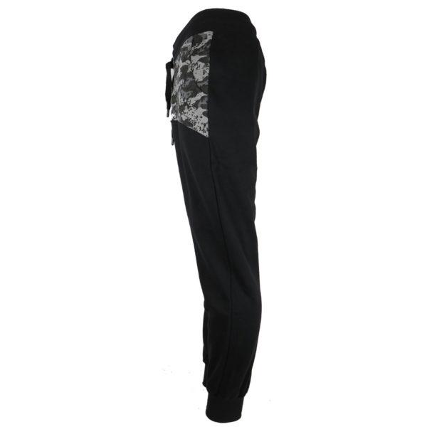 NEW WAVE 2280 Ανδρικό Παντελόνι Μαύρο 4