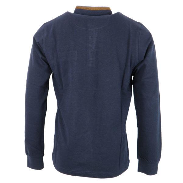 Side Effect 1158-2 Ανδρική Μπλούζα Μπλε 5
