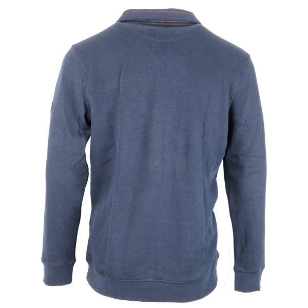 PRE END 22-100258 7050 Ανδρική Μπλούζα Μπλε 4