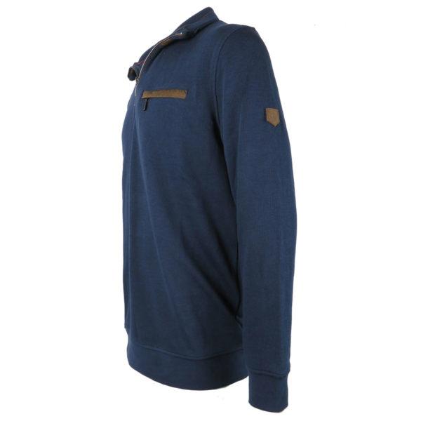 PRE END 22-100258 7050 Ανδρική Μπλούζα Μπλε 5