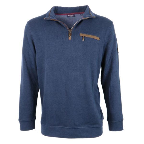 PRE END 22-100258 7050 Ανδρική Μπλούζα Μπλε 6