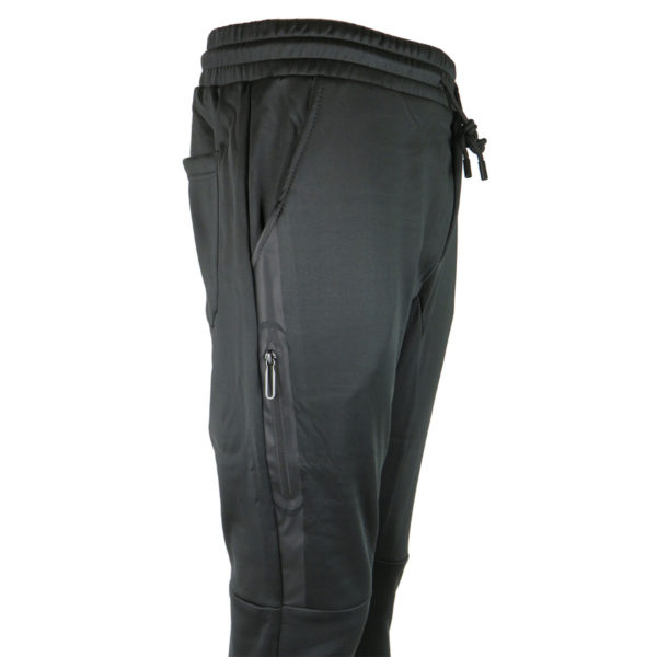 PRIVATO 6355 Ανδρικό Παντελόνι Μαύρο 5