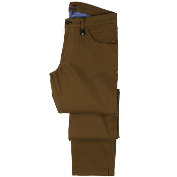 HI JACK A2050 Ανδρικό Παντελόνι Κάμελ 3