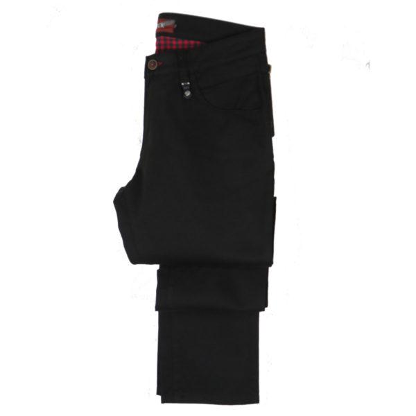 HI JACK A2090 Ανδρικό Παντελόνι Μαύρο 3