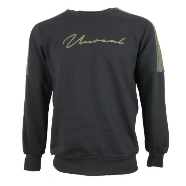 UNREAL 60048 Ανδρική Μπλούζα Μαύρη 3
