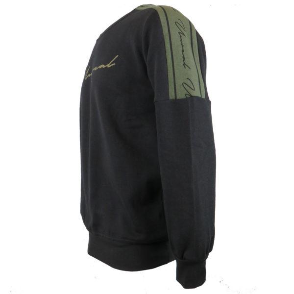 UNREAL 60048 Ανδρική Μπλούζα Μαύρη 4