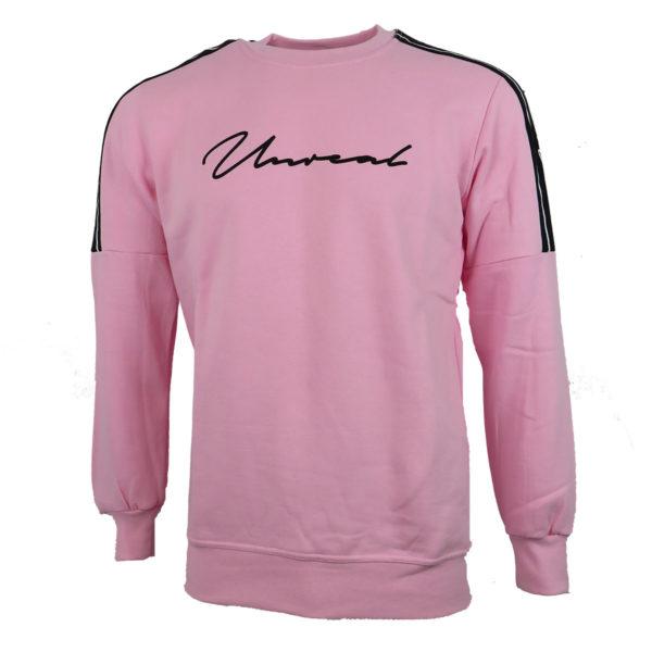 UNREAL 60048 Ανδρική Μπλούζα Ροζ 3