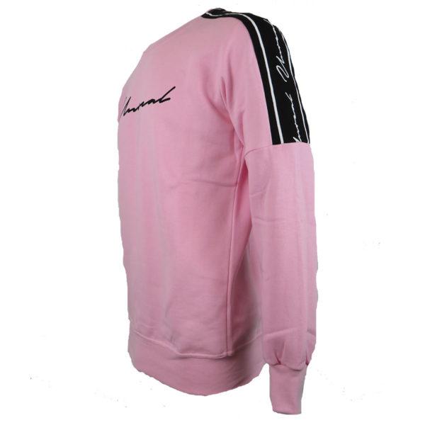 UNREAL 60048 Ανδρική Μπλούζα Ροζ 4