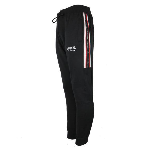 UNREAL 60013 Ανδρικό Παντελόνι Μαύρο 4