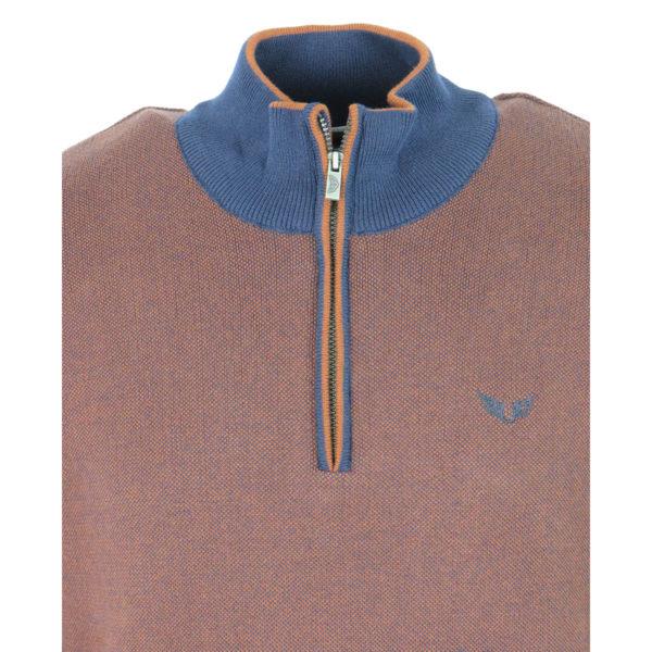 Side Effect LP01-5 Ανδρική Μπλούζα Κάμελ 5