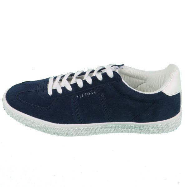 TIFFOSI 10029234 ALVIN Ανδρικό Παπούτσι Μπλε 3
