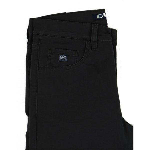 CABELL 515 Ανδρικό Παντελόνι Μαύρο 5