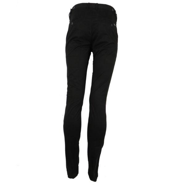 ENDESON 400 Ανδρικό Παντελόνι Μαύρο 4