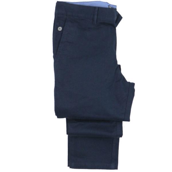 ENDESON 400 Ανδρικό Παντελόνι Μπλε 3