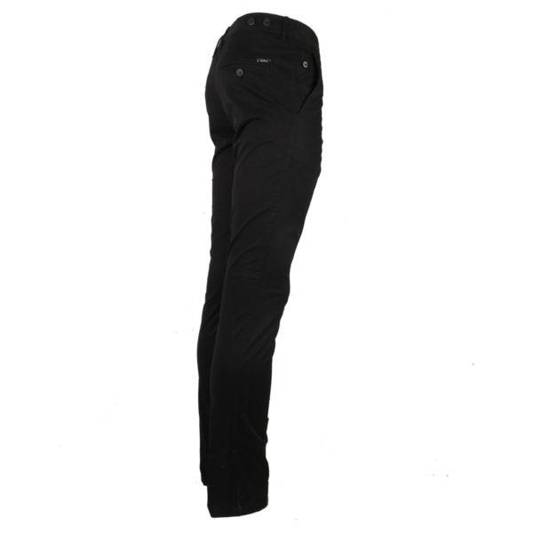 ENDESON 400 Ανδρικό Παντελόνι Μαύρο 5