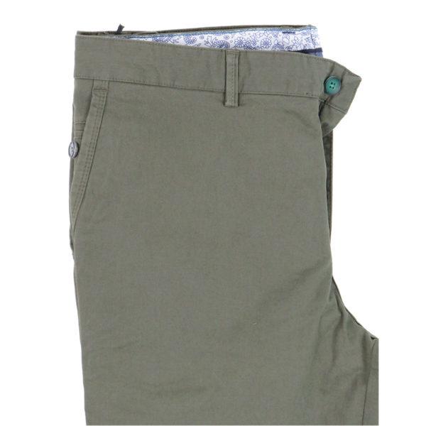ENDESON 400 Ανδρικό Παντελόνι Χακί 4