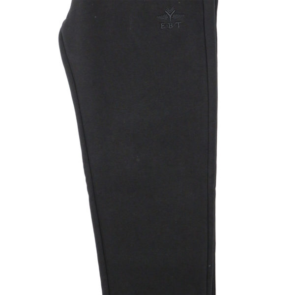 EVERBEST 20111 Ανδρικό Παντελόνι  Φόρμας Μαύρο 4