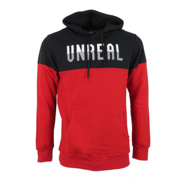 UNREAL 60033 Ανδρική Μπλούζα Κόκκινη 3