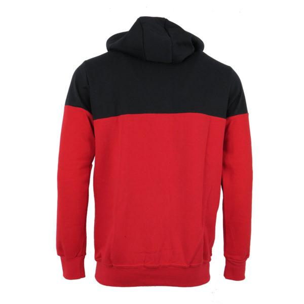UNREAL 60033 Ανδρική Μπλούζα Κόκκινη 4