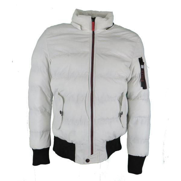 PRIVATO XX592160 Ανδρικό Μπουφάν Λευκό 6