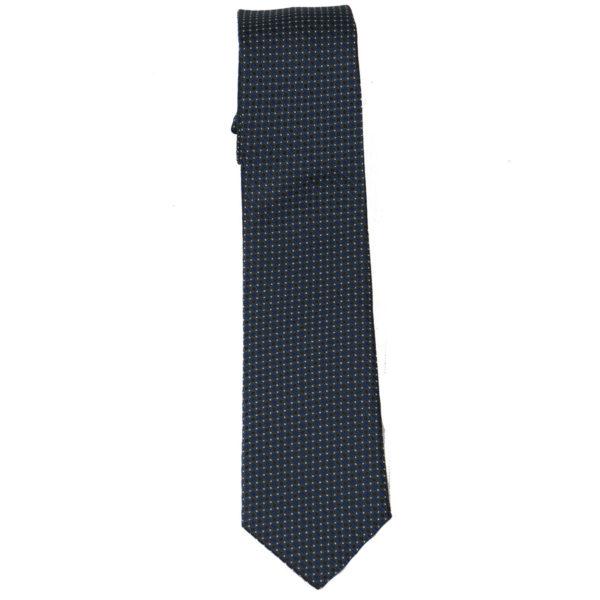 STEFANO & MARIO 20 Ανδρική Γραβάτα Μπλε 3