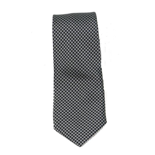 PRIVATO 23 Ανδρική Γραβάτα Μαύρη 4