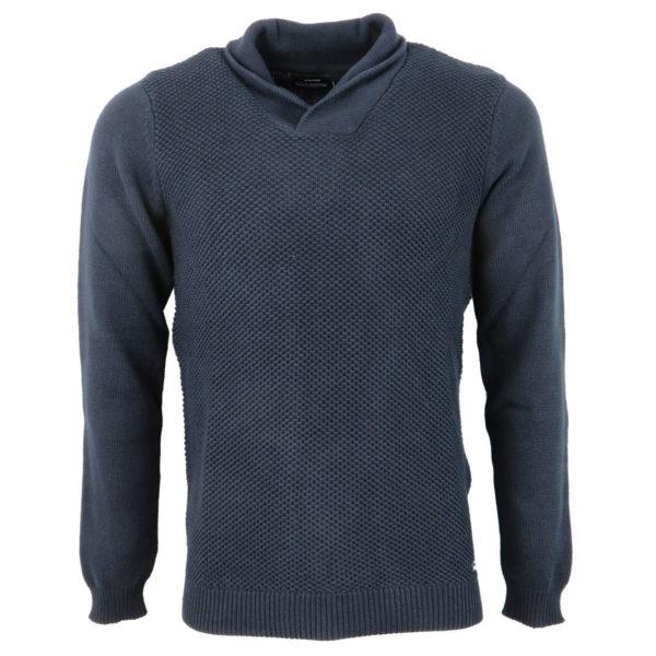 TIFFOSI 10029269-790 Ανδρική Μπλούζα Μπλε Σκούρο 3