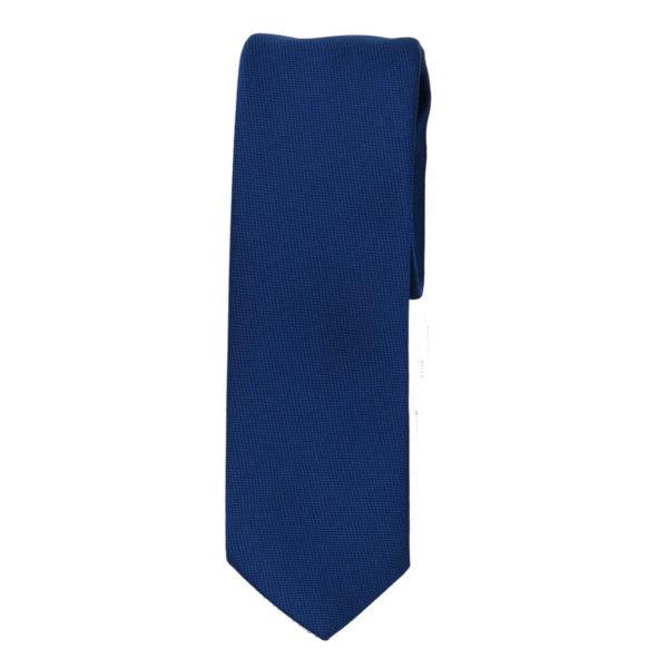 Nino Venturi M5 Ανδρική Γραβάτα Μπλε 3