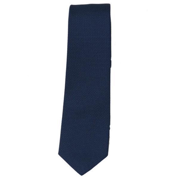 Nino Venturi M2 Ανδρική Γραβάτα Μπλε 3