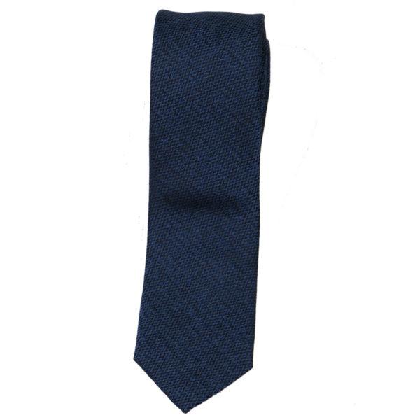 Nino Venturi M9 Ανδρική Γραβάτα Μπλε 3