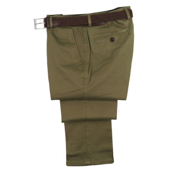 NEW YORK TAILORS 004.16 NOBU Ανδρικό Παντελόνι Κάμελ 3