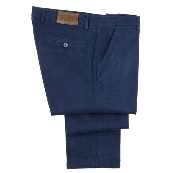 NEW YORK TAILORS 004.16 MILANO Ανδρικό Παντελόνι Μπλε 3