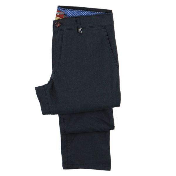 HI JACK B2050 Ανδρικό Παντελόνι Ανθρακί 3