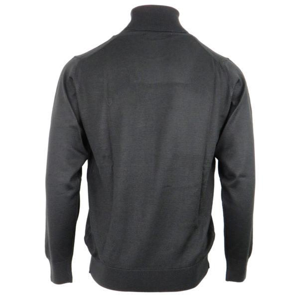 UNIQUE 160 Ανδρική Μπλούζα Μαύρη Ζιβαγκο 4