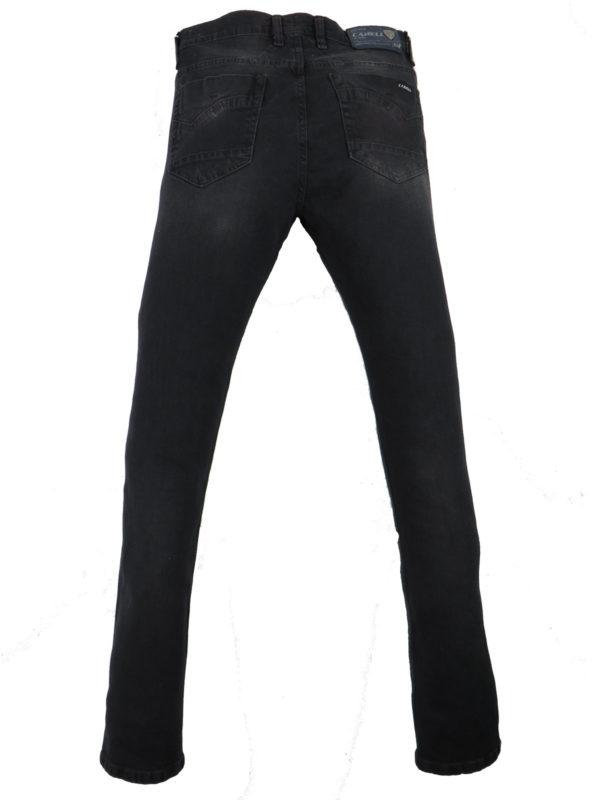 CABELL 334-8D Ανδρικό Παντελόνι Μαύρο 5
